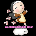 Web Rádio Rosa do Amor icon