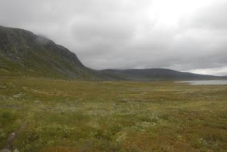 Kuva: Jollanoaivi vasemmalla, kuvattu tulosuuntaan