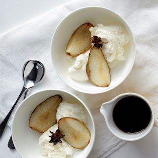 Roasted Spiced Pears