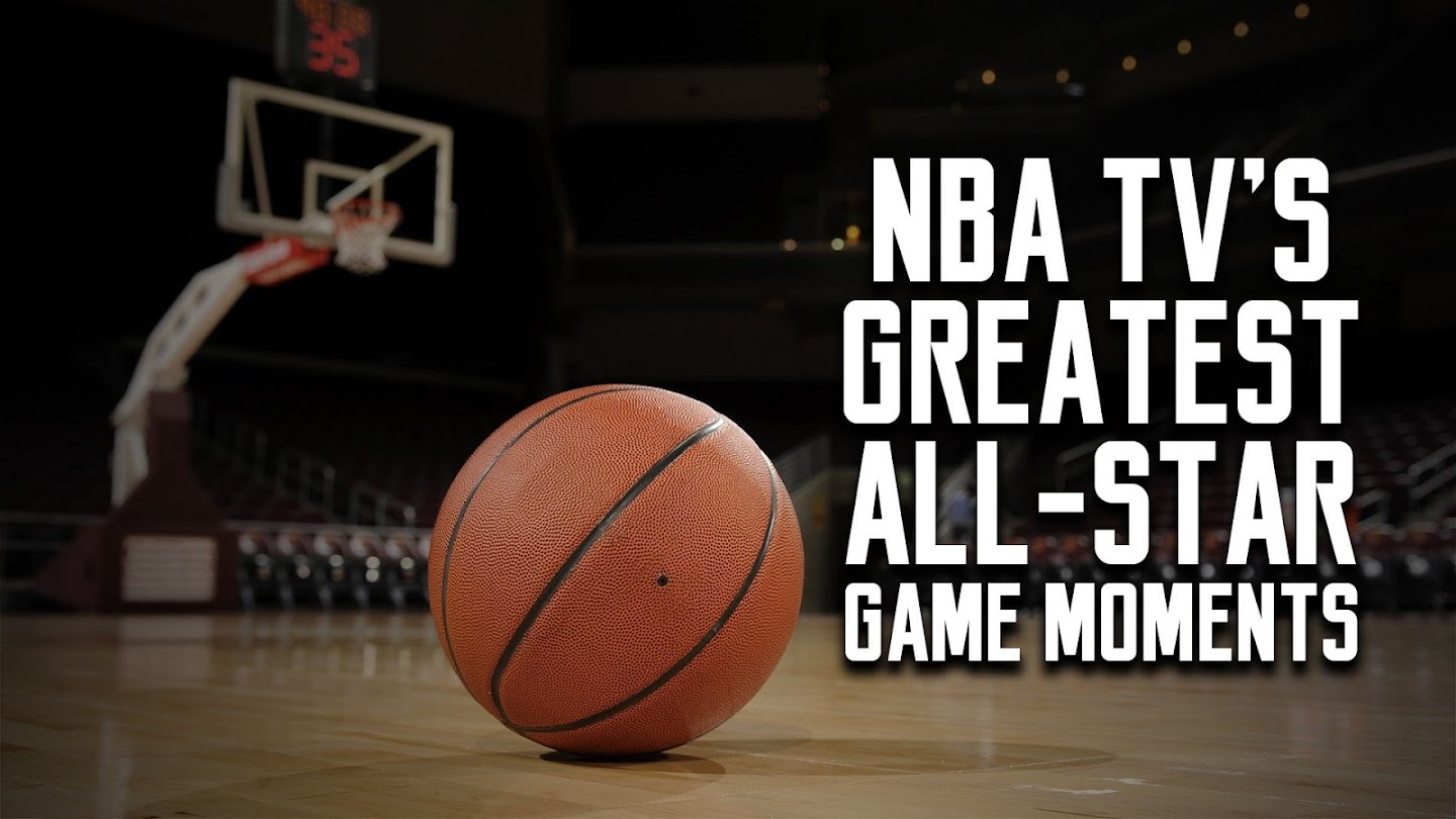 Watch NBA TV's Greatest All-Star Game Moments live