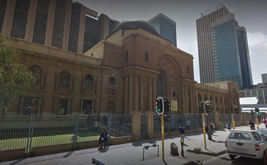 Telefax Application Form High Court Gauteng on