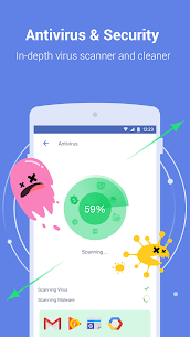 Power Clean – Antivirus & Phone Cleaner App Mod 2.9.9.66 Apk [Unlocked] 2