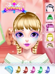 Princess Dress up Games – Princess Fashion Salon 5