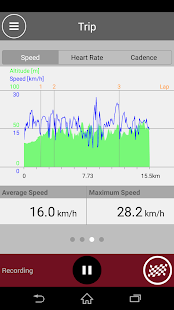 Cateye Cycling™- screenshot thumbnail