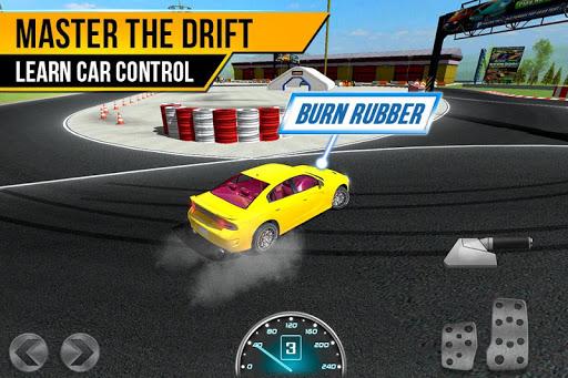 Driving School Test Car Racing 1.2 screenshots 8