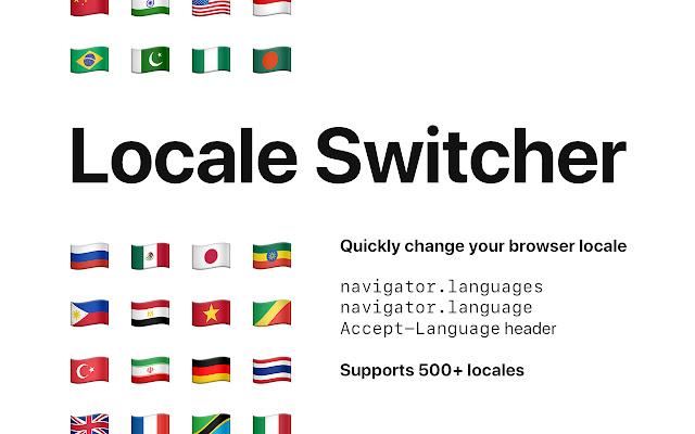 Locale Switcher