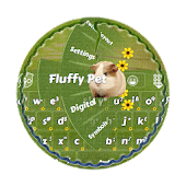 Fluffy Pet GO Keyboard