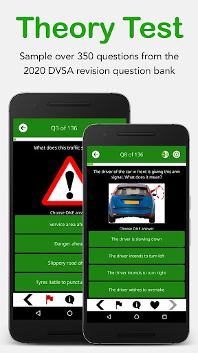 driving theory test 4 in 1 2020 kit free screenshot 1