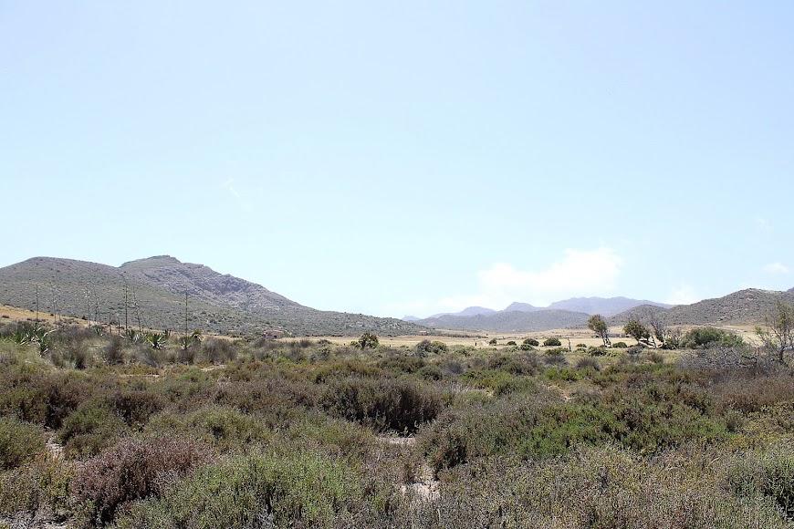 Los Genoveses, Parque Natural Cabo de Gata-Níjar.