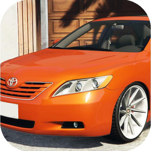 Car Driving Simulator Toyota