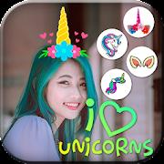 Unicorn Photo Editor - Unicorn Stickers