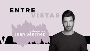 Juan Sánchez habla con LA VOZ en un directo de IG.