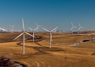 Photo: Power County Wind Farm