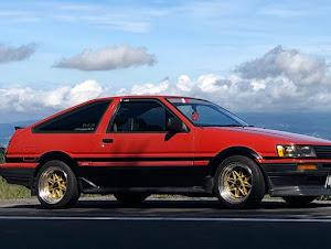カローラレビン AE86 S62年 GT-Vのカスタム事例画像 かぼちゃままさんの2019年12月28日19:14の投稿