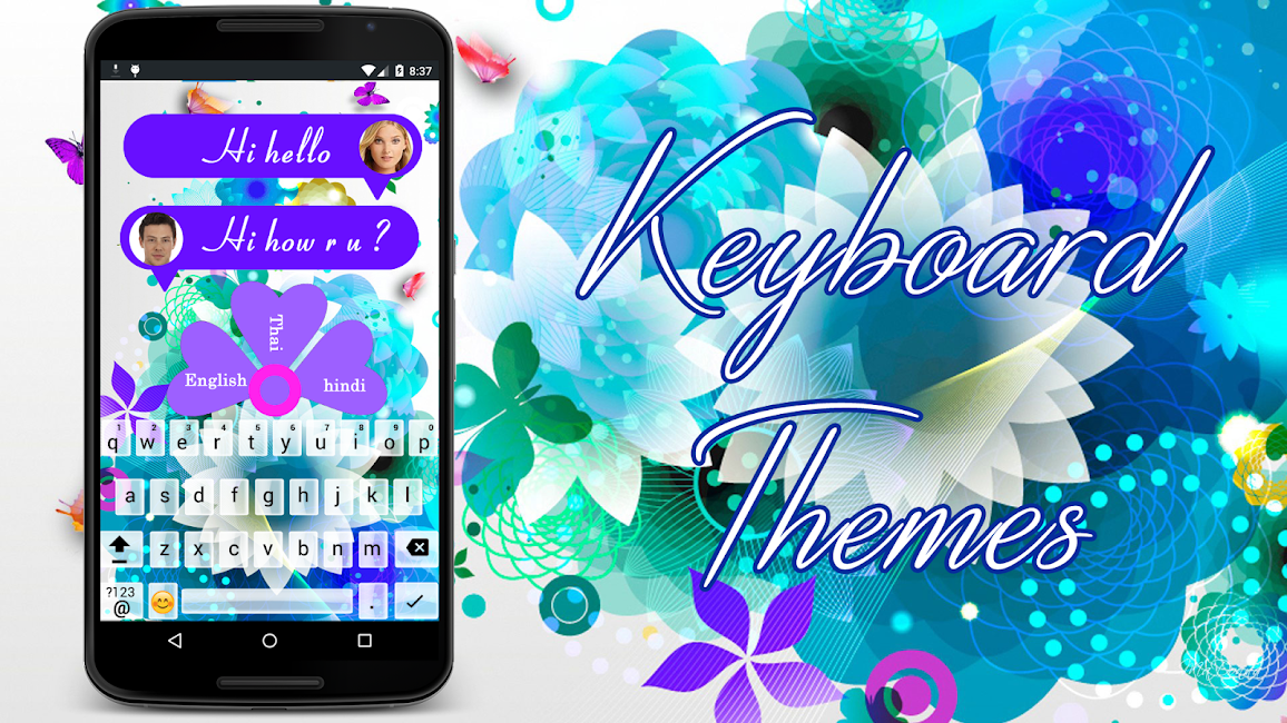 #6. Photo Keyboard Themes (Android)