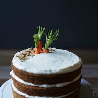 Butter Icing For Carrot Cake Recipes
