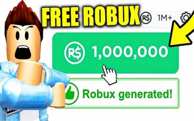 Free Robux - Roblox Free Robux 100%