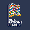 UEFA Nations League Official: football app icon