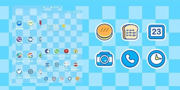 Magic Pocket theme screenshot 0