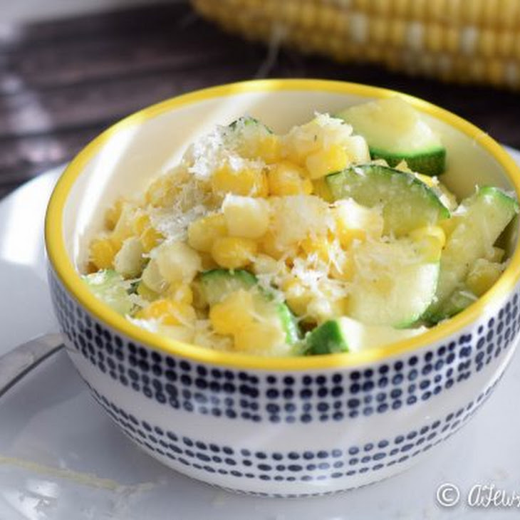 Disappearing Corn & Zucchini