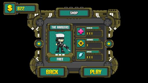 Code Triche Aliens 2D: Run & Gun APK MOD screenshots 4