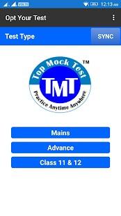 IIT JEE & NEET Top Mock Test - náhled