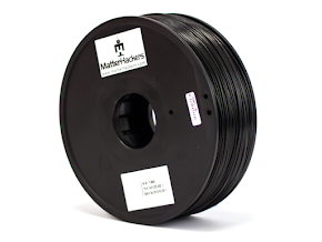 Black PETG Filament - 1.75mm (1.0kg)
