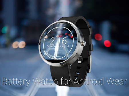 Battery Watch for Android Wear 1.2.5.4 screenshot 24897