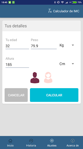 Download BMI Calculator 1.0.4 2