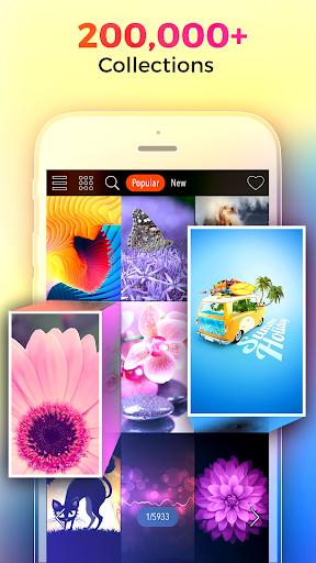 Kappboom - Cool Wallpapers & Background Wallpapers screenshot 1