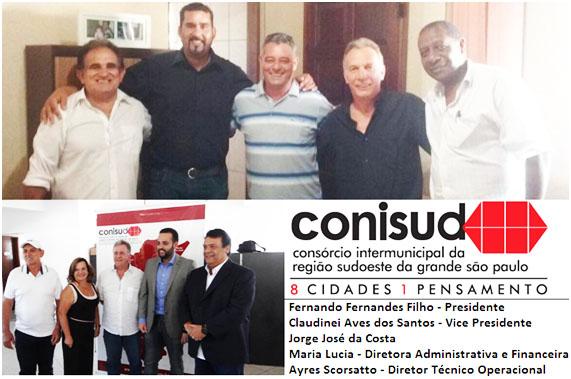 Reunião com presidente de câmara de São Lourenço da Serra
