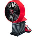 Photo: Velkokapacitní ventilátor Easy 4000 - nástavba zvednutá