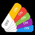 Custom Switches: Anpassbares Schalter Widget icon