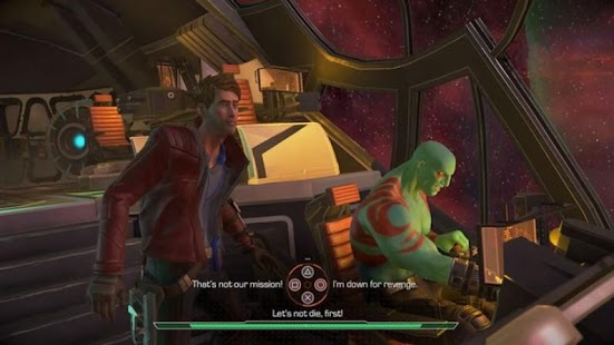 PERFECT CHEATS GUARDIANS OF THE GALAXY - náhled