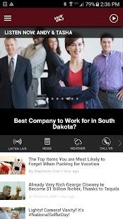 Hot 104.7 - Sioux Falls Top 40 Radio (KKLS) - náhled