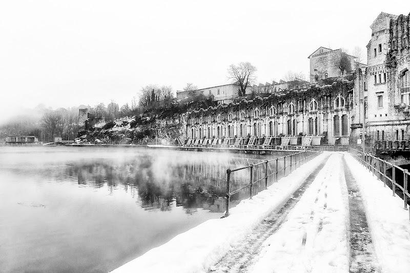 L'inverno lungo l'Adda di maurizio_varisco