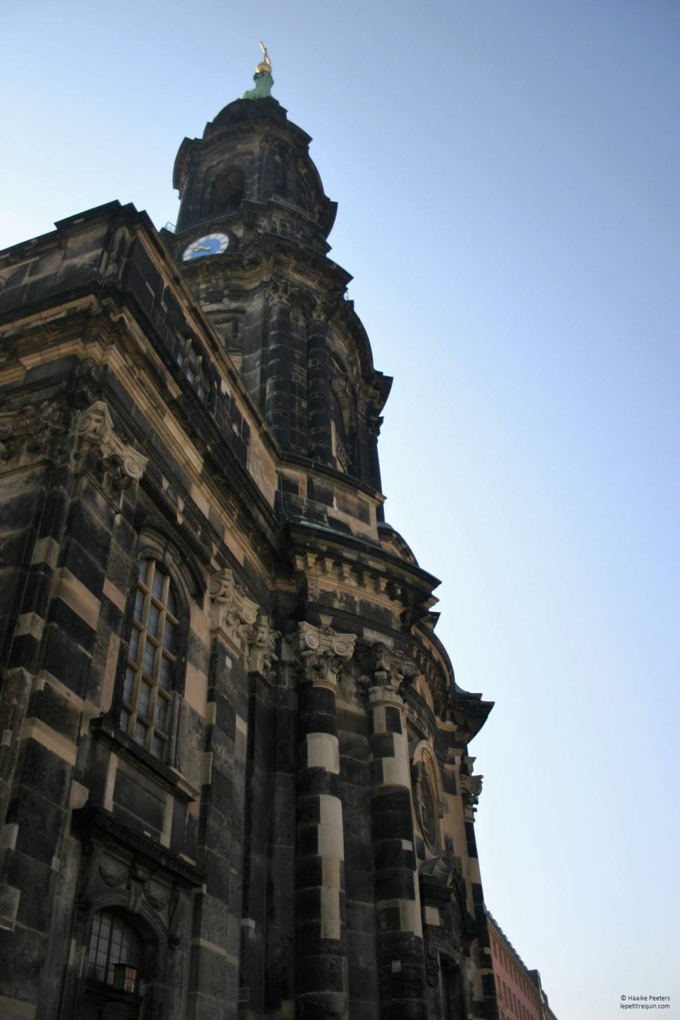 Kreuzkirche Dresden (Le petit requin)