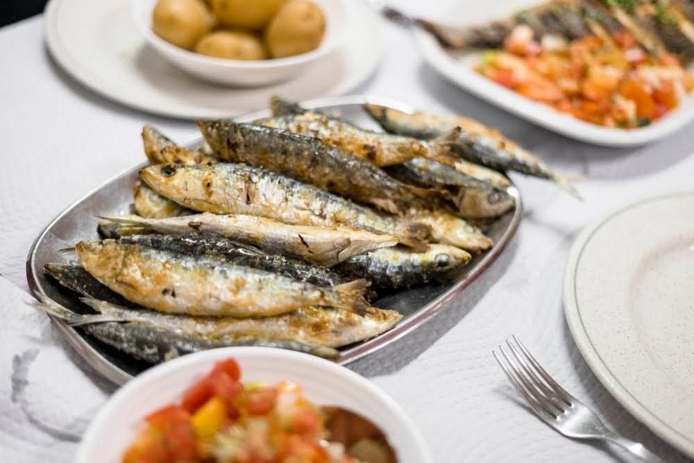 que comer en portugal