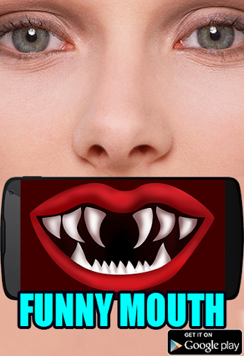 Funny Mouth Talking Simulator
