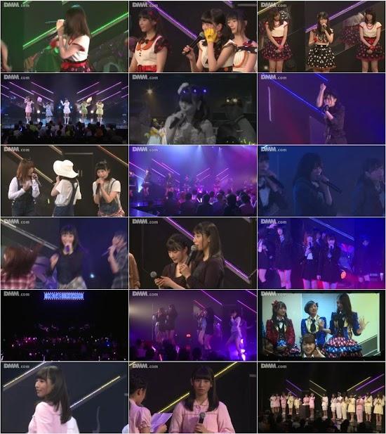 160628 HKT48 ひまわり組「ただいま 恋愛中」公演 栗原紗英 生誕祭