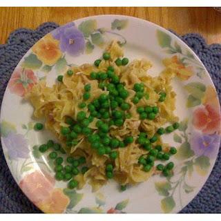 Tuna-Noodle Casserole.