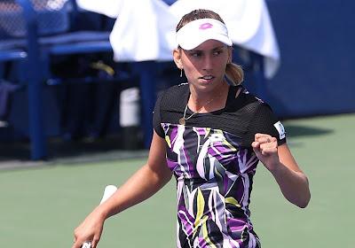 Elise Mertens laat zich niet verrassen door 18-jarige thuisspeelster en bereikt achtste finales op US Open