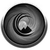 Turbulence Gray - Icon Pack