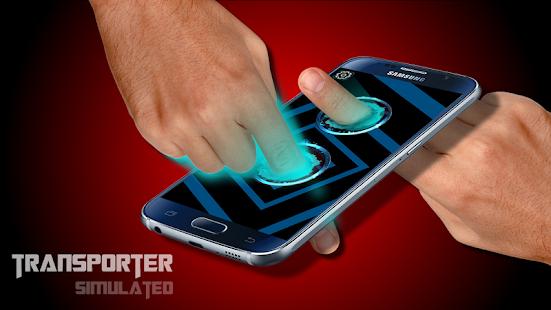 Portal Finger Simulator Teletransporter Prank - náhled