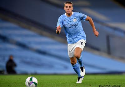 Un défenseur de Manchester City sur les tablettes d'Anderlecht