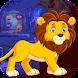 Best Escape Game 552 Slack Lion Rescue Game