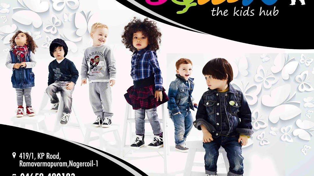 Mazhalai - the kids hub - Branded and imported kids dresses and