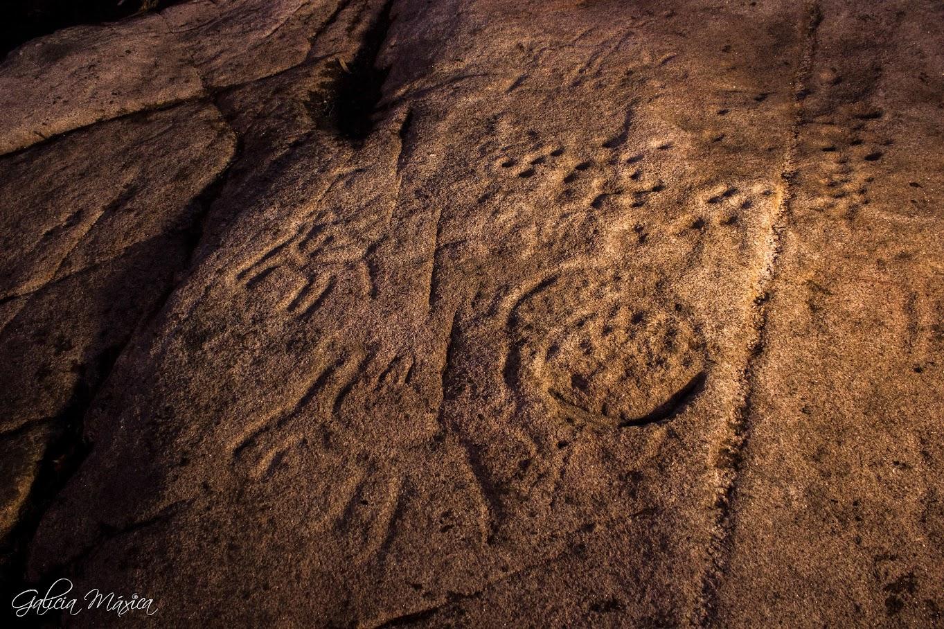 Petroglifos de A Coutada