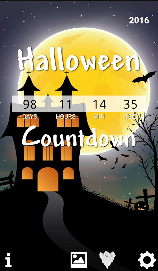 Halloween Countdown & Game - Android Apps on Google Play