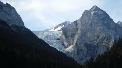 Photo: Rosenlaui gleccser közelről